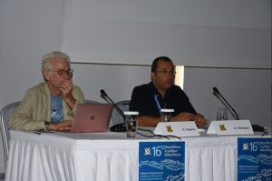 Stergiou, Tsikliras (Ichthyological Conference, Kavala, 2016)