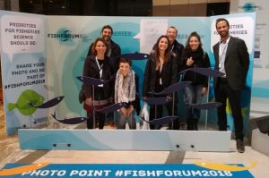 Fish Forum conference in Rome