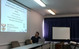 Advanced Course on Fisheries Biology in R